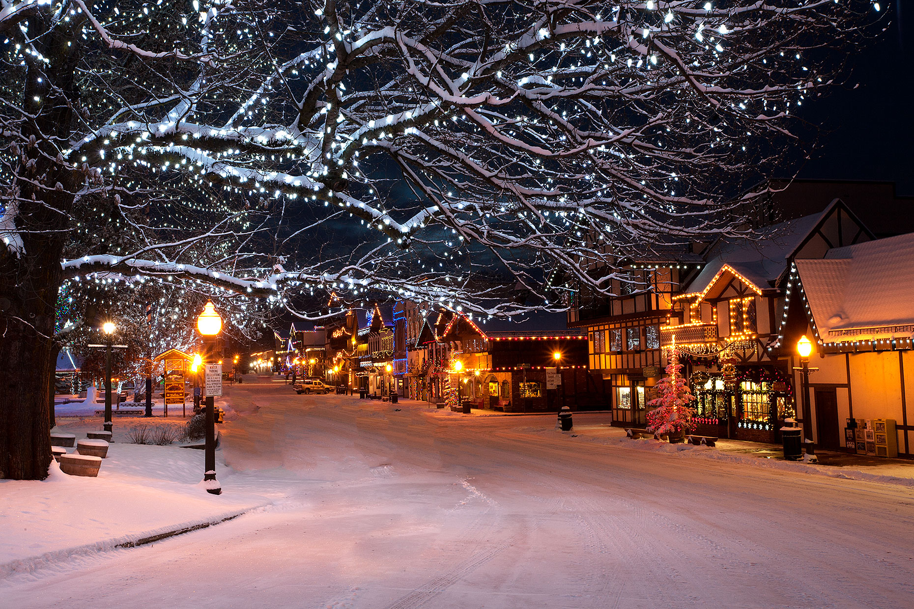 Leavenworth-Magic